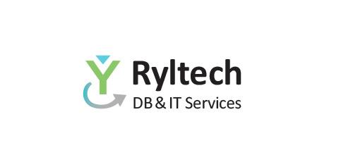 לוגו לחברת Ryltech העוסקת בתחום ניהול מסדי נתונים