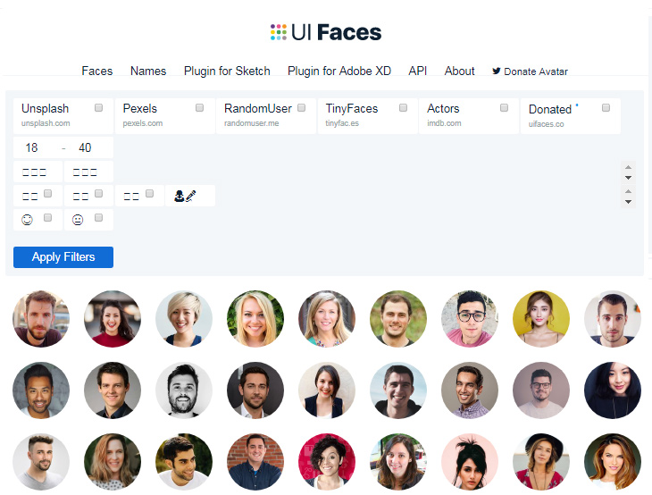 ui-faces